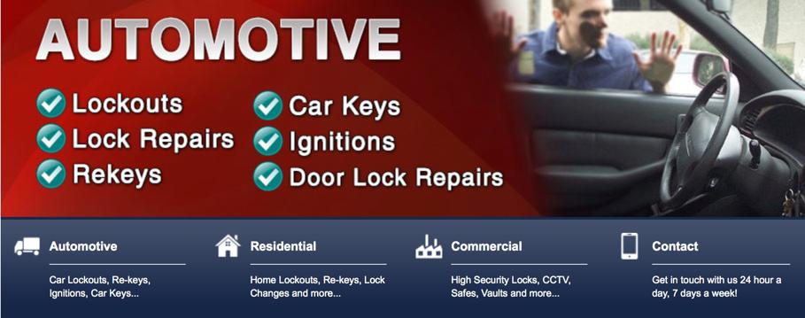 Automotive San Diego Locksmith